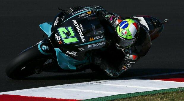 Moto Gp, Franco Morbidelli: «In Qatar sarà dura ma vogliamo essere tra i primi. Sono motivato»