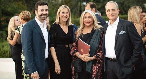 Alberto Matano, Mara Venier e Marcello Foa