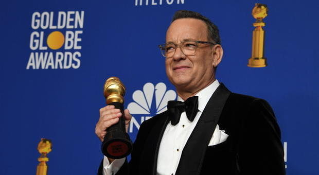 Tom Hanks premio alla carriera