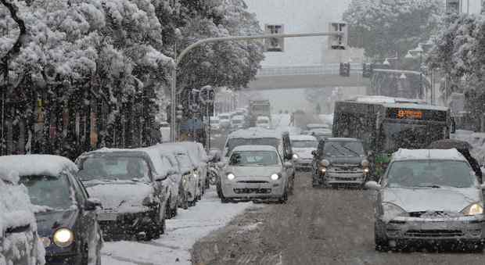 Roma, come giustificarsi se si è assenti dal lavoro a causa del gelo