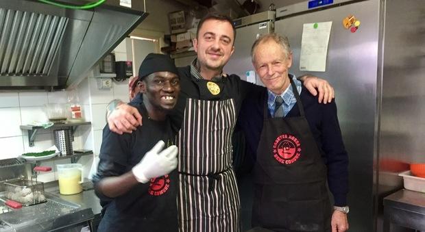 online store 05b3e d0c9e Roma, dopo il caffè arriva anche il pasto sospeso: Chef ...