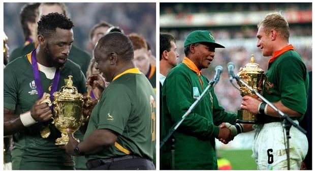 Rugby, nella finale mondiale trionfa il Sudafrica arcobaleno: Inghilterra schiantata 32-12