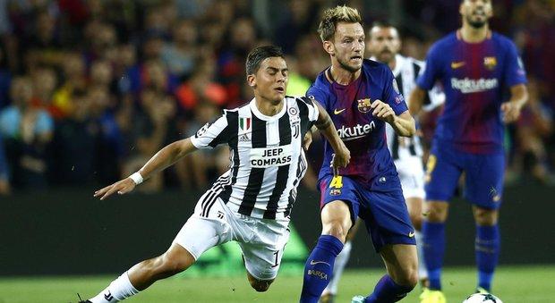 Barcellona-Juventus, le pagelle: Dybala schiacciato da Messi, Higuain in ritardo