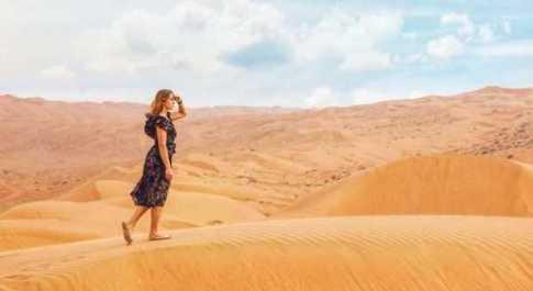 Oman in tenda, into the wild. Ecco dove andare