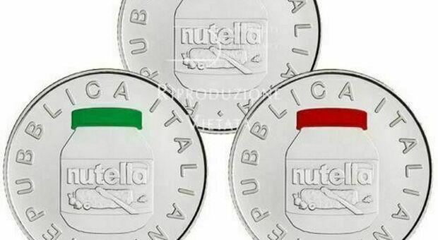 World Nutella Day, l'Italia lo celebra con una moneta da 5 euro