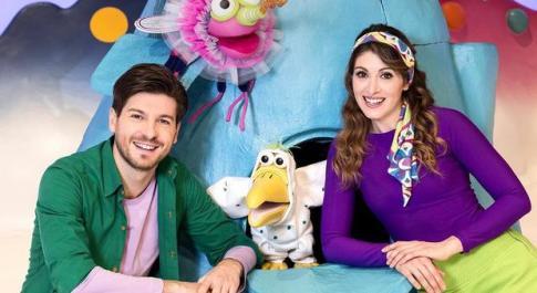 L'Albero Azzurro, programma tv per ragazzi