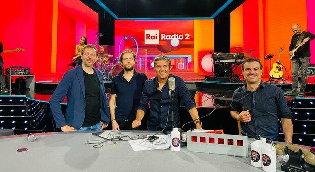 Radio2 Social Club, con il 5,6% di share è il programma più crossmediale della Rai