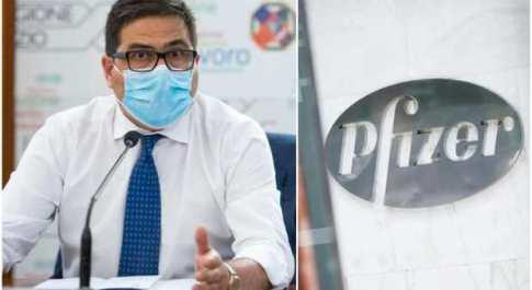 Lazio, D'Amato: «A luglio problemi con Pfizer. Variante Delta? Sono il 10% dei casi, ma continueranno a crescere»