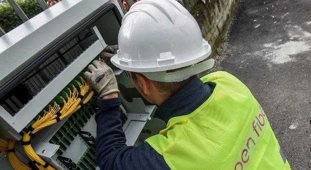 La Puglia decolla con la fibra ottica di Open Fiber, investimento da oltre 22 milioni