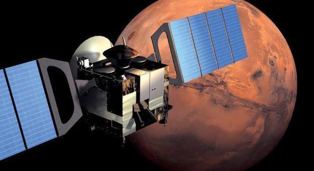 Schiaparelli su Marte, contatti persi con la sonda