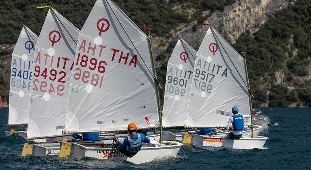 Mondiale Optimist Riva del Garda