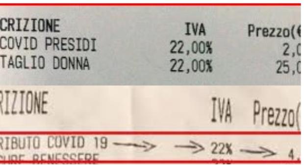 """Spunta la """"tassa Covid"""": da 2 a 4 euro in più per ogni prestazione, scattano le denunce"""