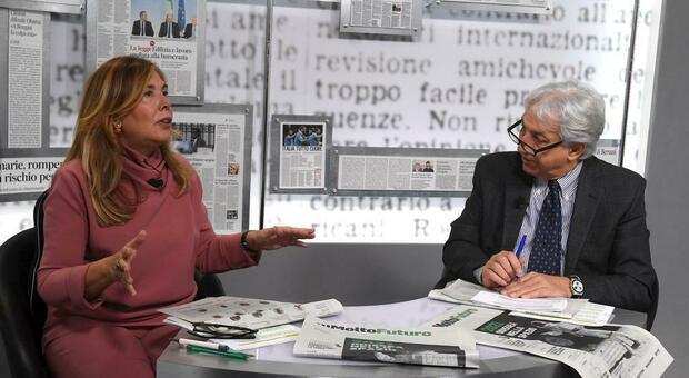 Obbligati a Crescere Starace (Enel) e Alverà (Snam): «Idrogeno, Italia può giocare da protagonista»