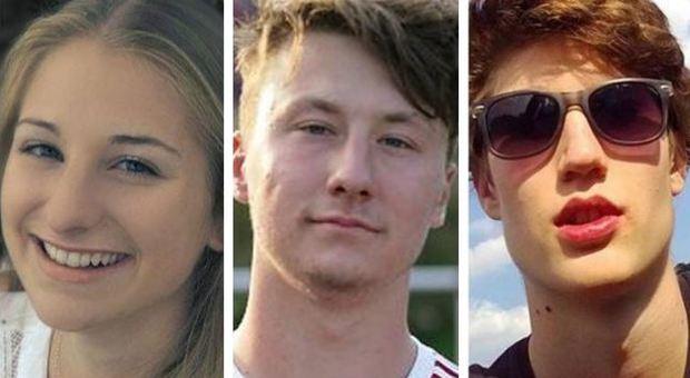 Incidente Alto Adige, la dottoressa, il calciatore, l'architetto: chi sono i 6 ragazzi morti