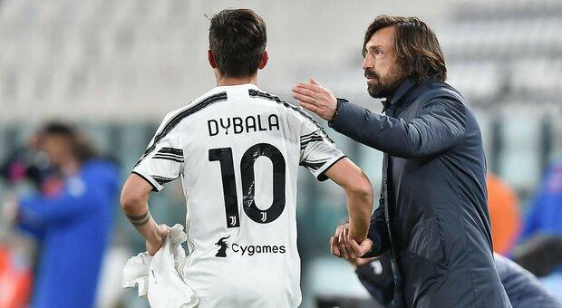 Juve, contro il Genoa c'è il ballottaggio tra Dybala e Morata per il ruolo di titolare