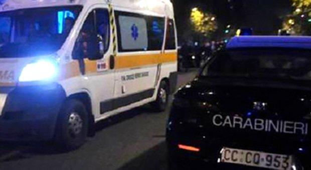 50enne tenta di uccidersi con il gas rischiando di far saltare il palazzo.