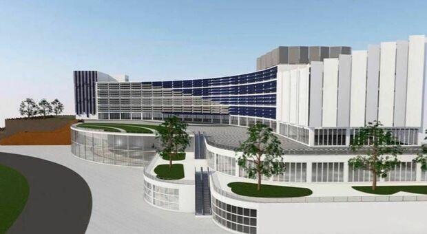 L'Assessore D'Amato presenta il progetto del Nuovo Ospedale Tiburtino: investimento da 205 milioni