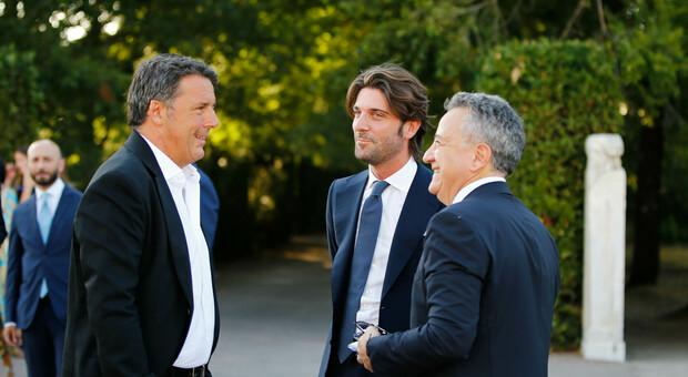 Matteo Renzi, Paolo Barletta e Paolo Del Brocco_credits Ph. Cecilia Nuzzo