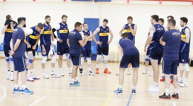 La nazionale italiana di Volley sarà a Cisterna per una doppia sfida amichevole contro l'Argentina