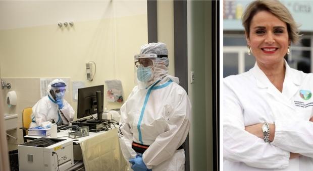 Covid, l'immunologa Viola: «I contagi frenano, i morti no. Vaccino a gennaio ma sollievo solo a giugno»