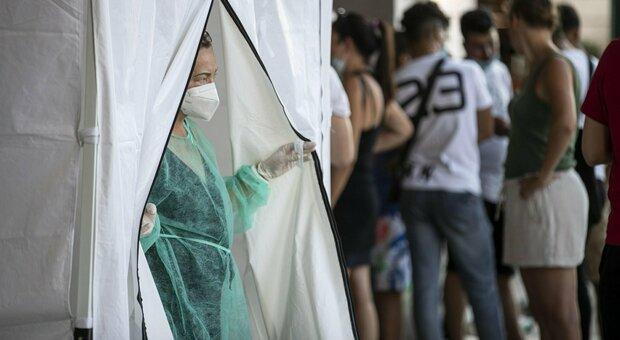 Covid Lazio, bollettino oggi 14 settembre: 326 nuovi casi e 5 morti