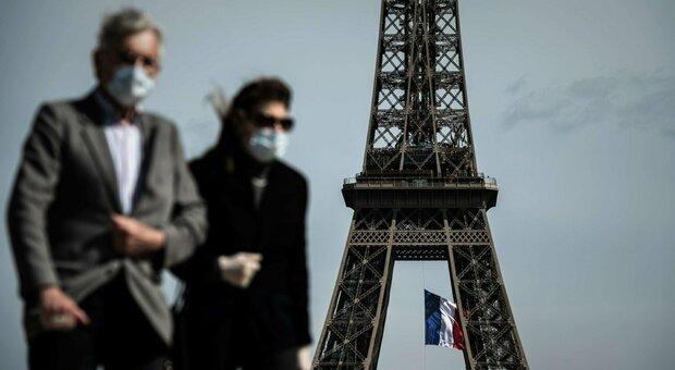 Covid, a Parigi la variante inglese sfiora il 38% dei casi