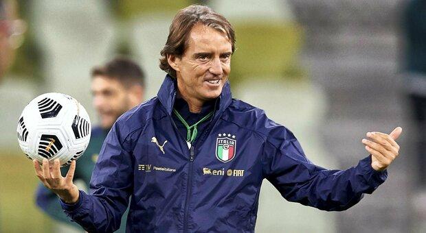Mancini, prolungato fino al 2026 il contratto con la Nazionale: «Felice per il rinnovo»