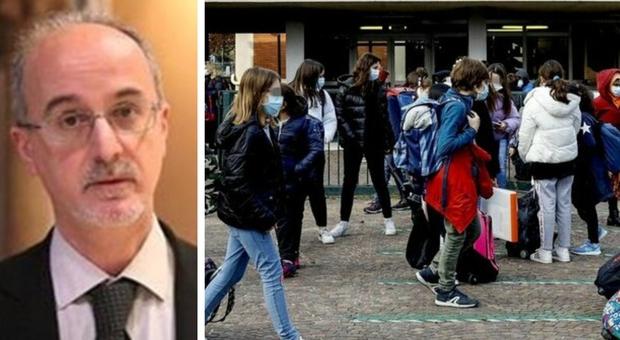 Covid, Lopalco «La scuola è un incubatore di infezione»