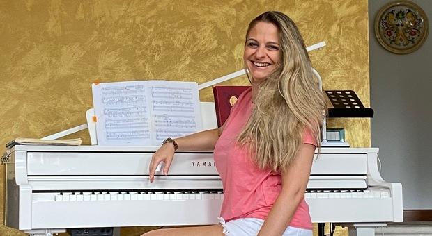 Diletta Scandiuzzi (foto di Germana Cabrelle)