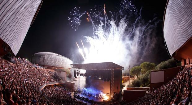 Sale Parco Della Musica Roma : Roma summer fest al via oggi con gli artic monkeys due mesi di