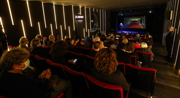 L'Off/Off Theatre (foto Andrea Giannetti/Agenzia Toiati)
