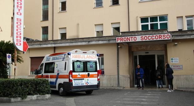 L'ospedale di Velletri