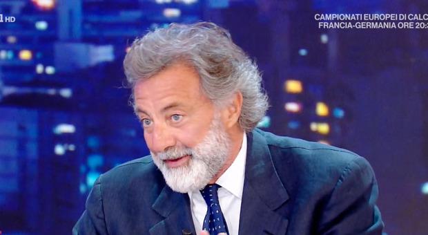 Luca Barbareschi: «Non lascerò nulla ai miei figli, ho pagato loro università da 900mila euro»