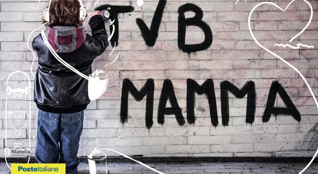 Festa della Mamma: anche a Terni disponibili le cartoline di auguri di Poste Italiane