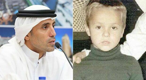 Mauro Romano, il bambino rapito è lo sceicco Al Habtoor? La mamma: «Riconosco le cicatrici, è mio figlio»