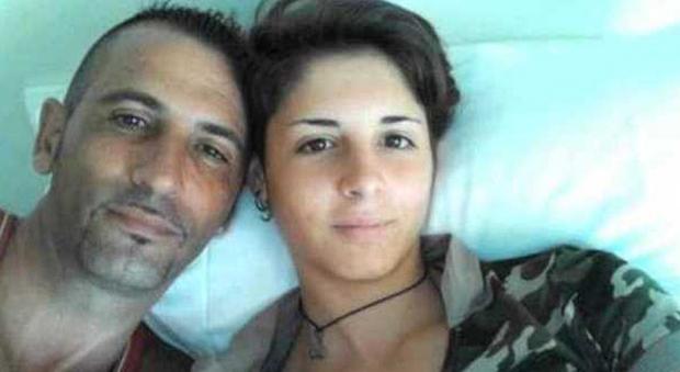 Massimiliano Latorre con sua figlia Giulia
