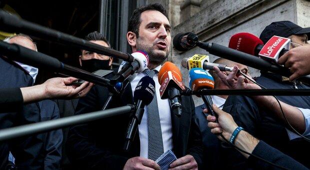 Spadafora: «Protocollo è ok, la Serie A non è a rischio». Procura Figc indaga, giudice slitta
