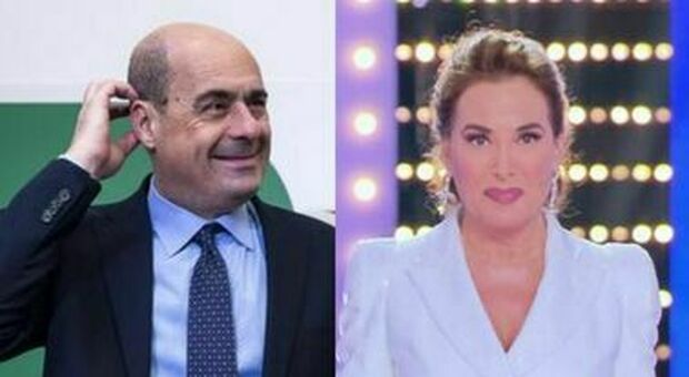 Barbara D'Urso, questa sera sarà ospite Nicola Zingaretti: è la prima intervista dopo le dimissioni