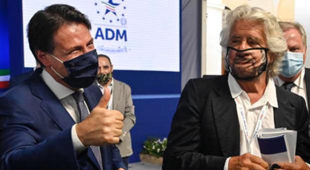 Movimento 5 stelle: chi sta con Grillo e chi sta con Giuseppe Conte. Ma c'è anche la corrente dei mediatori