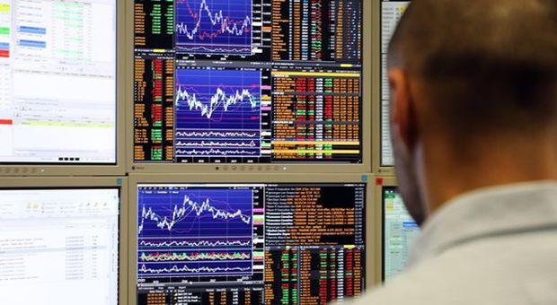 6041c538d1 Borse europee in deciso calo su scia Wall Street