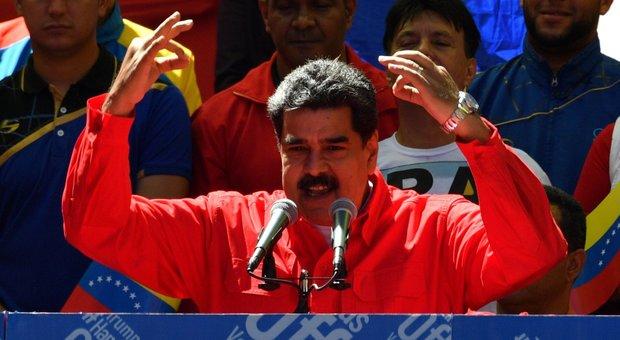 Venezuela, Maduro a Guaidò: