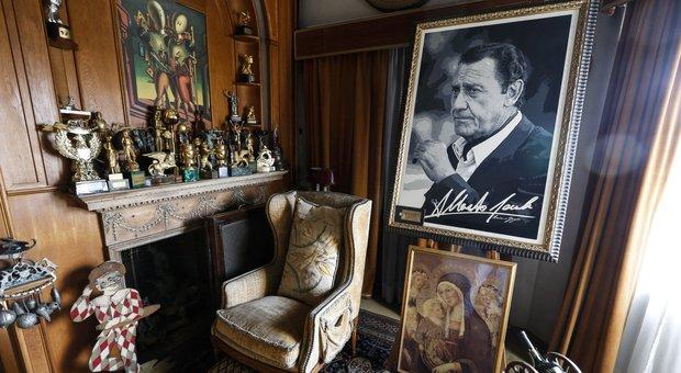 Aspettando la mostra nella villa-museo di Alberto Sordi si torna in Campidoglio
