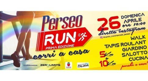 """Rieti, la """"Perseo Run"""" fa... centro: boom di iscritti da tutta Italia. Donati: «Divertimento e sport»"""