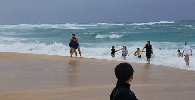 Scena di incontri in Hawaii