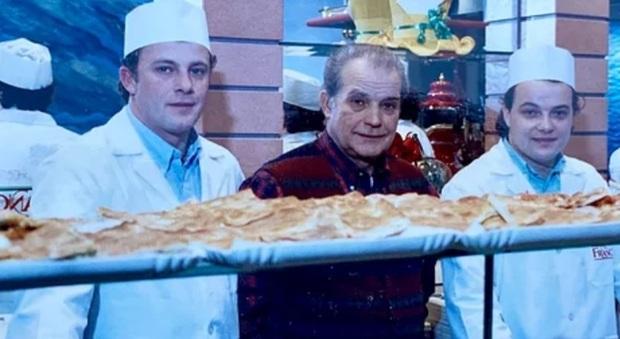 Addio a Benito Della Folgore, il maestro della pizza di Sabaudia