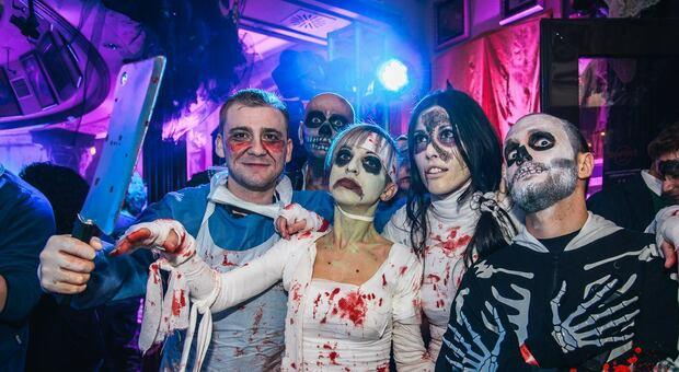 Abruzzo, rischio assembramenti: vietate le feste di Halloween