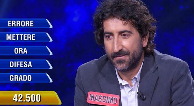 Massimo Cannoletta, supercampione all'Eredità