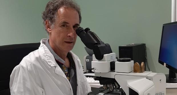 Il primario della UOC Anatomia Patologica dell ospedale Spaziani di Frosinone, Piero Luigi Alò