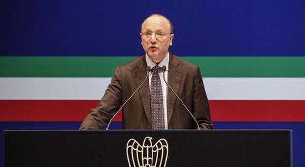 Boccia, Confindustria risponde a Berlusconi: Referendum, decideremo il 23 giugno