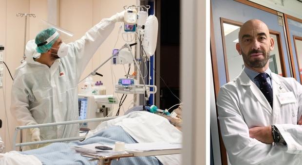 Covid, l'infettivologo Bassetti: «Il record di morti? Età media di 80 anni, molti con altre patologie»